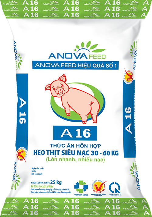 Grower feed (30kg - 60kg)