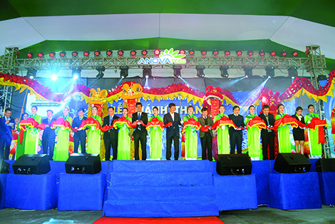Anova Feed - Inaugurated the third factory in Hung Yen